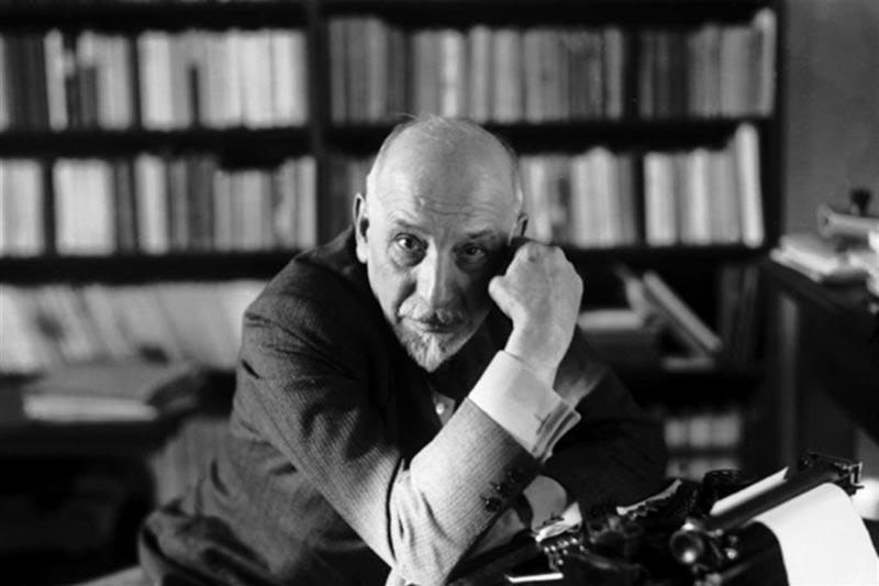 Luigi Pirandello foto dello scrittore