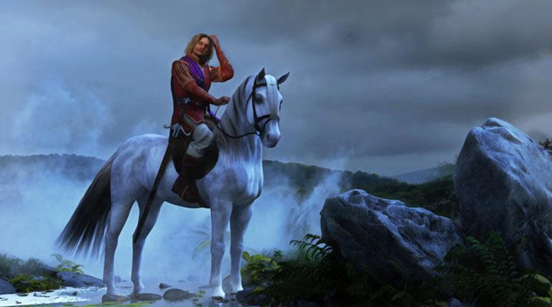 Re Teo il Temerario Ickabog