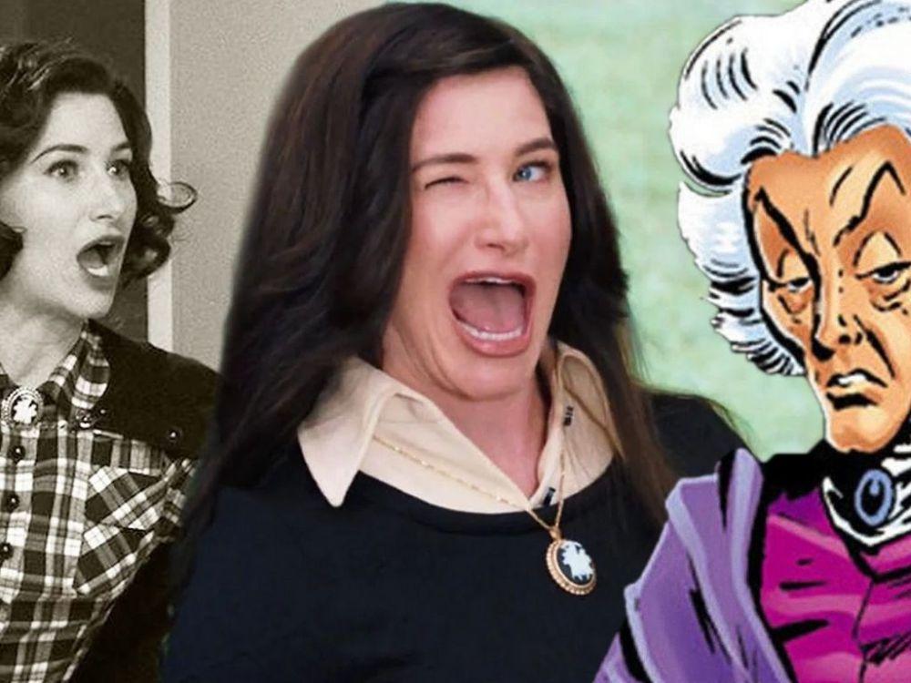 Agatha Harnkess in Wandavision