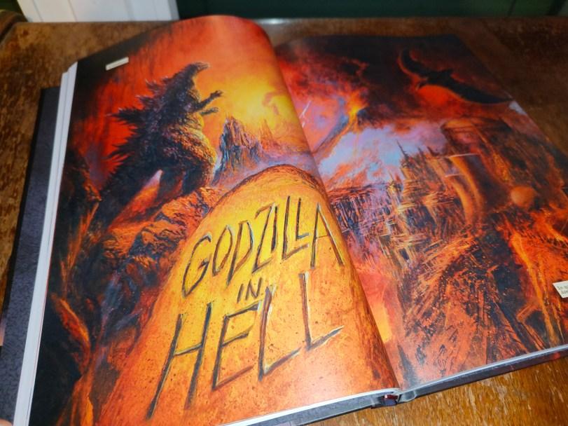 godzilla in hell capitolo