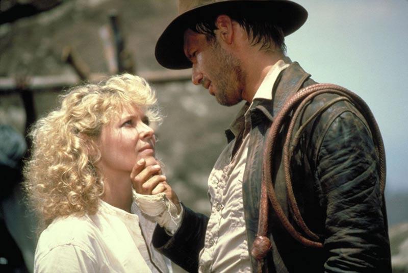 Indiana Jones Harrison Ford e Kate Capshaw
