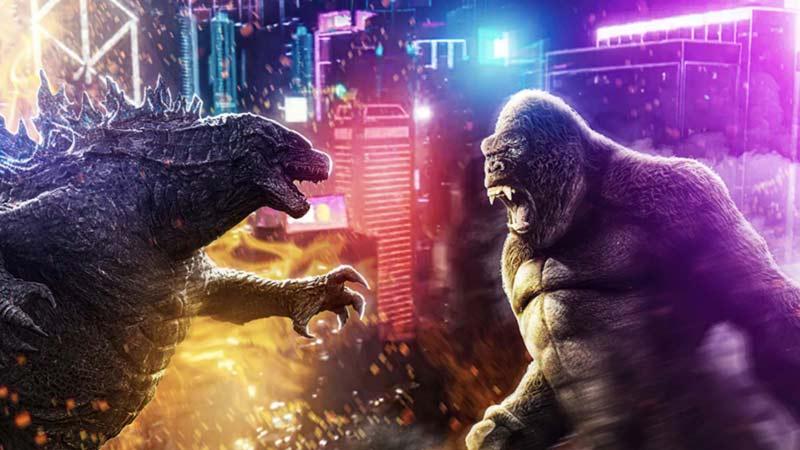 Godzilla vs Kong mostri protagonisti