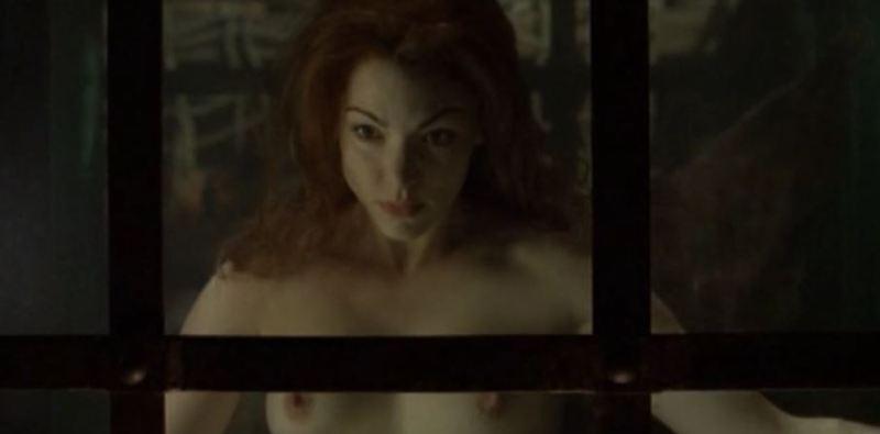 Rya Kihlstedt topless sirena