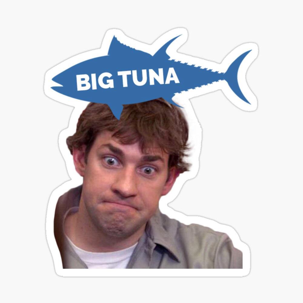 john krasinski big tuna