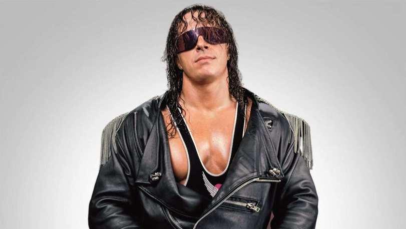 Bret hart wrestler foto