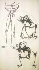 Demon Harry | Body Proportion . Haireey Hashnan