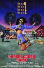 Cheerleader Camp movie poster