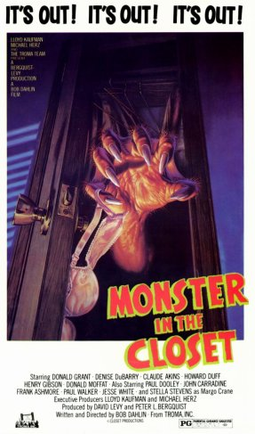 Monster in the Closet movie poster