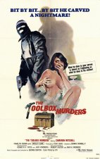 The Toolbox Murders 1978 movie poster