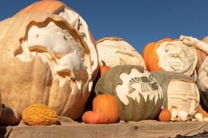 The region's ultimate family Fall celebration—Pittsburgh Monster Pumpkins Festival.