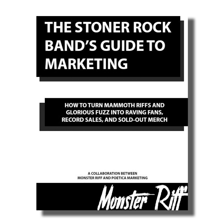 The Stoner Rock Band's Guide to Marketing
