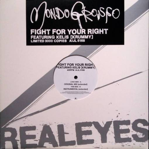 Mondo Grosso - Fight For Your Right
