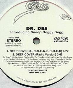 Dr. Dre, Snoop Dogg - Deep Cover