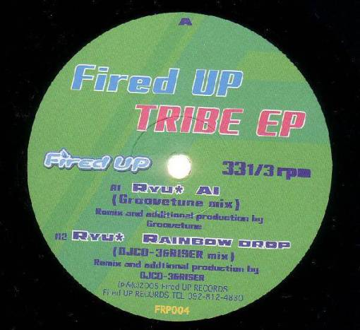 Various - Fired Up Tribe EP