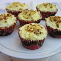 Delicious Carrot and Walnut Muffins
