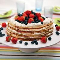 Cooking with Kids - Swedish Pancakes