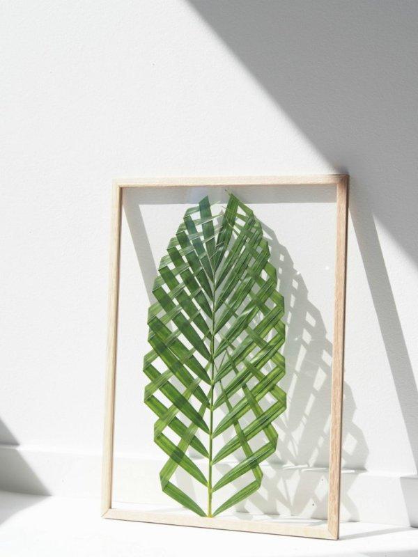 DIY Leaf-Art @monsterscircus