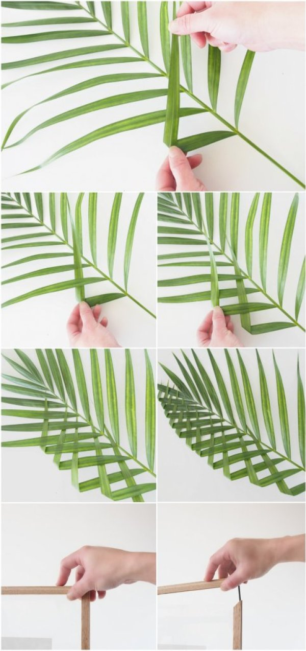 Leaf Art Tutorial @monsterscircus