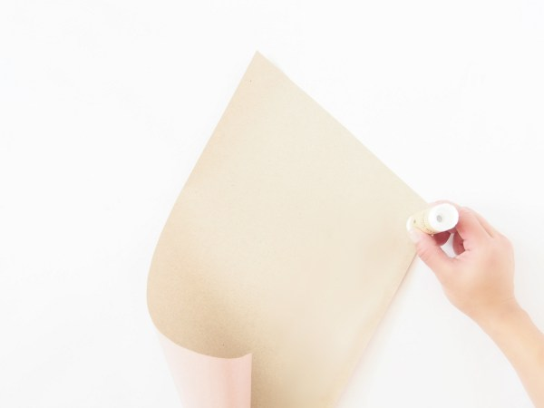 Diy flower cones elegant and easy wedding favors roll the rectangle shaped paper along the shortest side to form a cone and secure with paper glue or double sided tape mightylinksfo