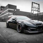 Widebody Kit V 2 For Hyundai Genesis Coupe For Hyundai Genesis Coupe Monsterservice
