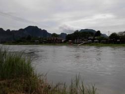 We explore Vang Vieng