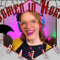[Interview] Women/Nonbinary Individuals in Horror [Frazleytastic]