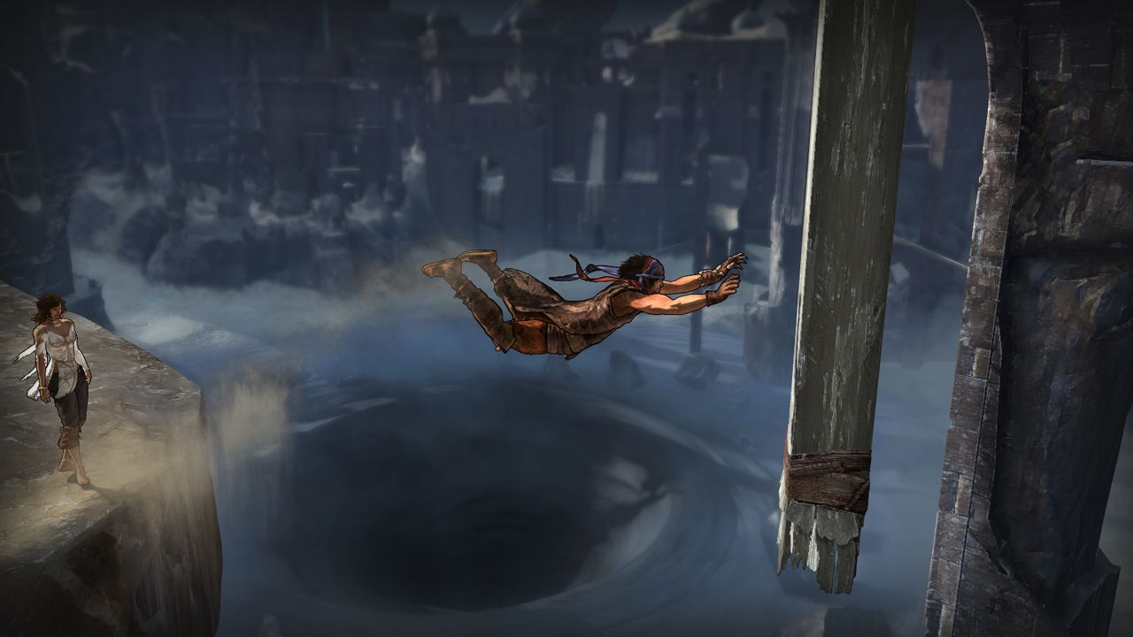 TGS 08 Prince Of Persia Screenshots And Trailer MonsterVine