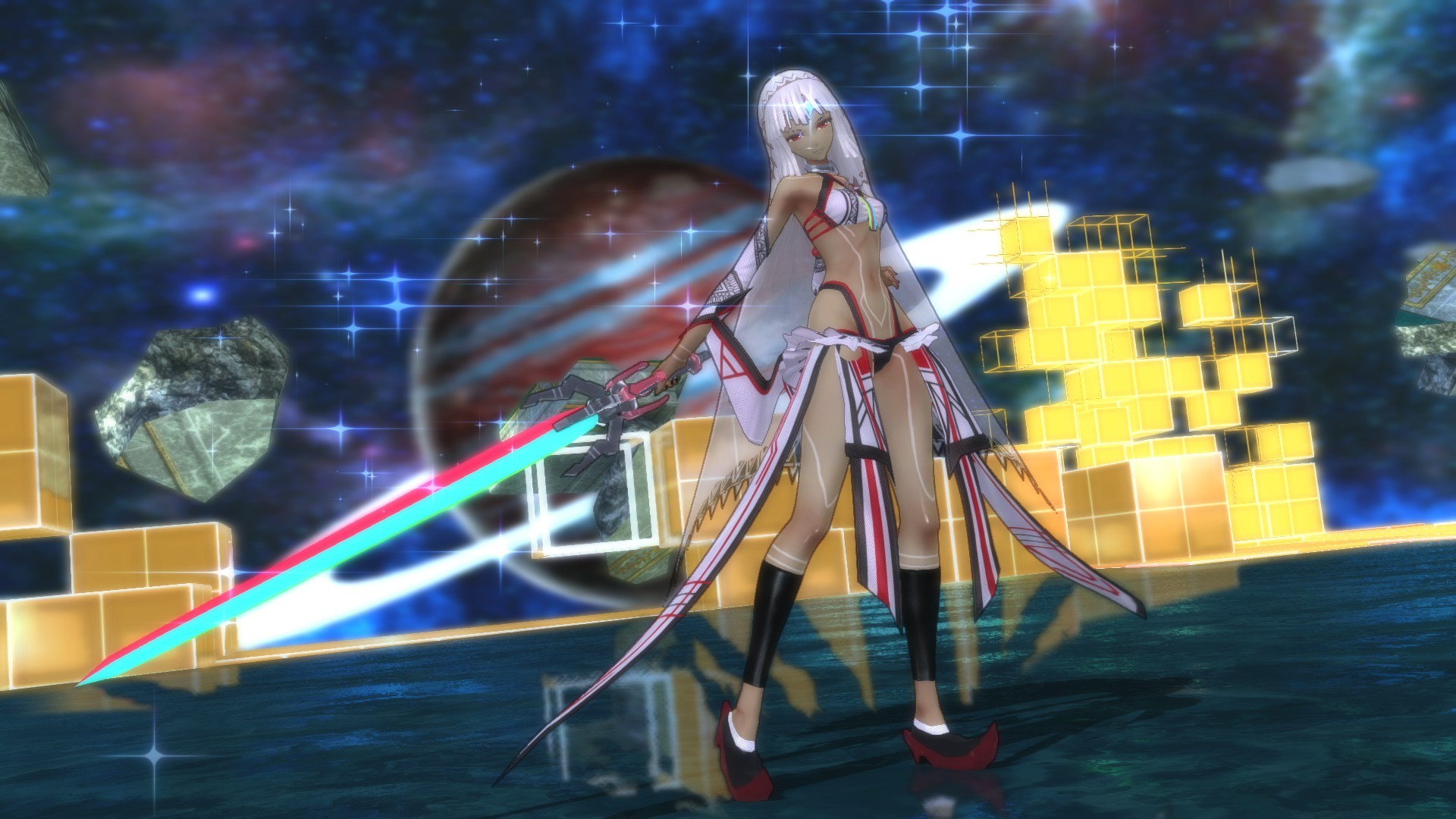 FateExtella The Umbral Star Review MonsterVine
