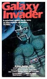 galaxy Invader poster
