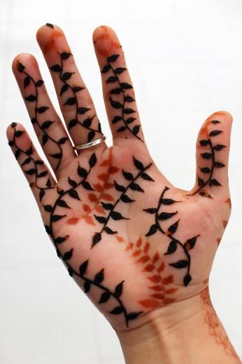 Pigmento de henna