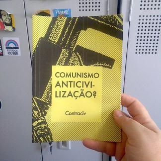 Comunismo anticivilização