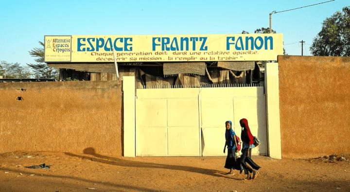 imagem do Espaço Frantz Fanon