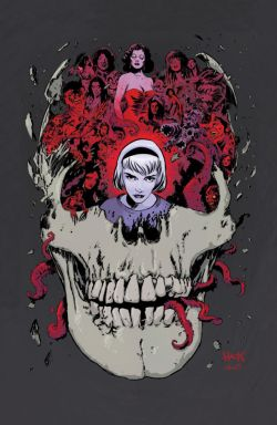The Chilling Adventures of Sabrina #1 inside cover