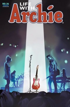 Life With Archie #37 by Fiona Staples