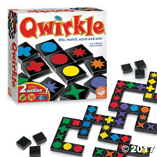 Qwirkle Kids Game