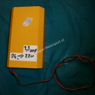 Omvormer 24 volt - 220 volt