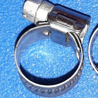 RVS Slangenklem 8-16mm