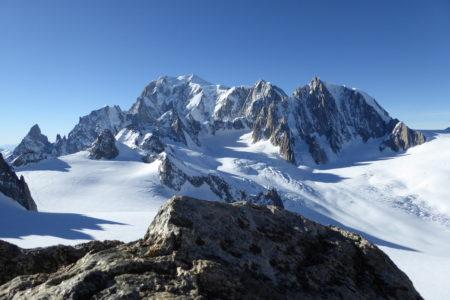Raquettes Glacier du Géant