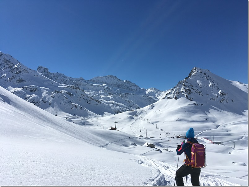 Domaine skiable de Gressoney