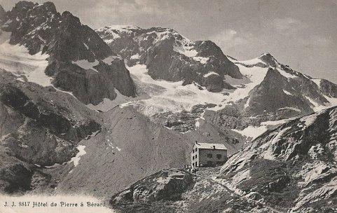 Hôtel de Pierre à Bérard