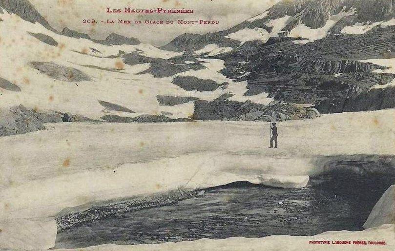 La Mer de Glace du Mont-Perdu