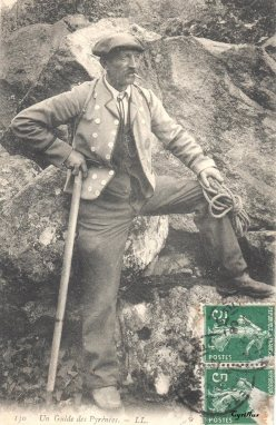 Un guide des Pyrénées