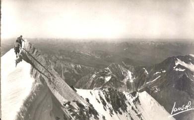 Au sommet de la Grande Casse