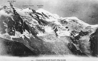 Chamonix-Mont-Blanc Haute-Savoie