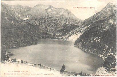 Lac d'Orrédon