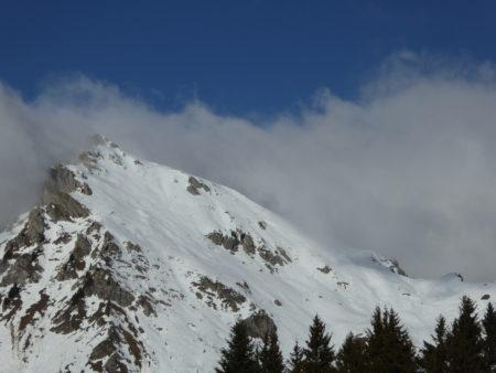 Ski de randonnée Pointe de Chalune