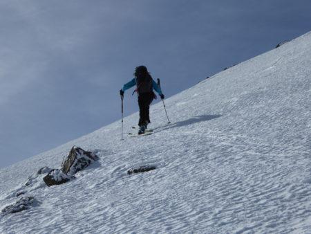 Ski de randonnée Mont Mort