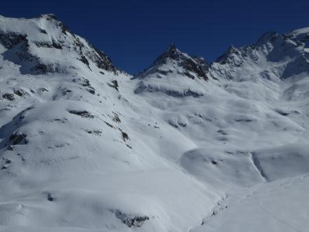 Ski de randonnée Col des Avouillons