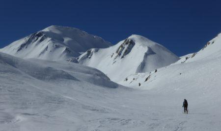 Ski de randonnée Le Chantonnet