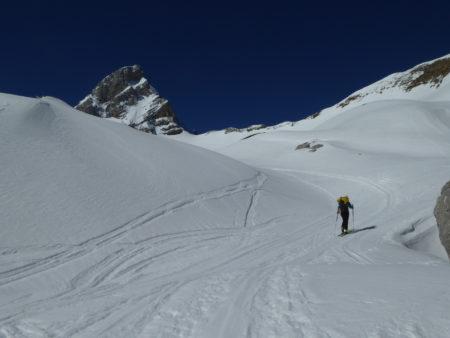Ski de randonnée Col de Balafrasse